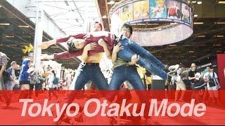 Ojamajo Carnival Dance in Japan Expo France - Real Akiba Boyz!