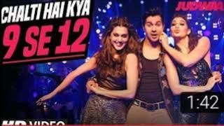 Chalti Hai Kya 9 Se 12 | New song | Judwaa 2 | Varun | Jacqueline | Taapsee | David Dhawan