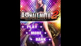 Asphalt Moto 2 for Android GamePlay