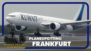 Planespotting Frankfurt Airport | April 2017 | Teil 1