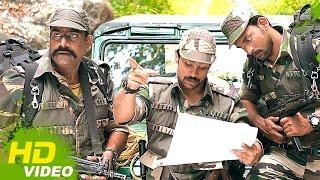 Netru Indru Tamil Movie Scenes | Military Team At The Forest | Prasanna | Padmamagan
