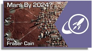 SpaceX Goes All In On The Big Freaking Rocket. Humans To Mars by 2024?