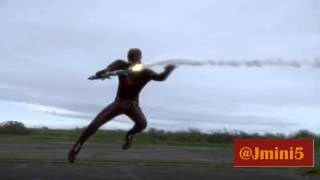 The Flash S01E10 - He is getting faster