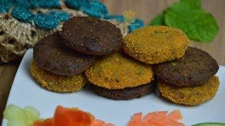 Shami Kabab (Beef)।।  Bangladeshi  Kabab ।। শামি কাবাব( ফ্রোজেন পদ্ধতি )