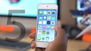 Top 5 Reasons to Buy the iPod Touch 6th Gen!
