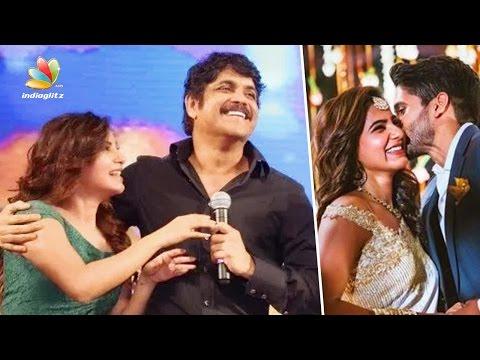 Xxx Mp4 Samantha S Love For Nagarjuna Naga Chaitanya S DAD Hot Tamil Cinema News 3gp Sex