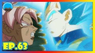 Dragon Ball Super Episode 63 Review/Episode 64 Preview: Vegeta vs Goku Black