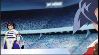 Beyblade Episode 6 - Dragoon Storm 1/2 HQ