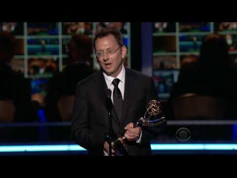 Michael Emerson Wins Emmy for LOST (HD)