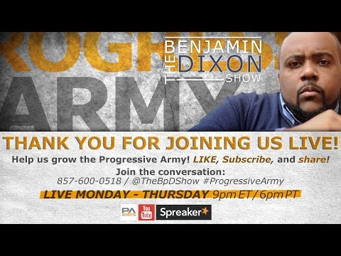 Live Progressive Army s Live Stream of President Obama s Farewell Speech and Bonus Aftershow
