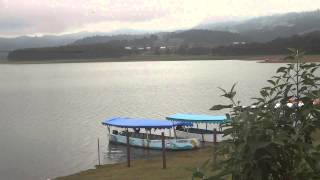 Laguna de el Bado Sierra norte de Puebla.