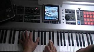 Escribire mil canciones JAR piano instrumental