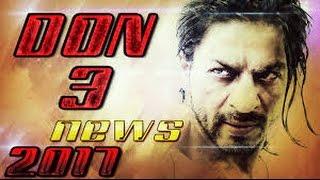 DON 3 Official Trailer 2016 - Shahrukh Khan & Katrina Kaif - 2016 Upcoming Hindi Movie Trailers