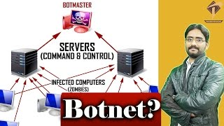 What Is a Botnet? | Botnet Attack And How Does It Work On A Computer | Computer Turning Zombies?