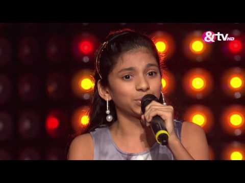 Xxx Mp4 Saanvi Shetty Blind Audition Episode 3 July 30 2016 The Voice India Kids 3gp Sex
