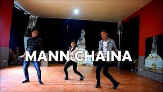 """Barsha Karmacharya """"MANN CHAINA"""" ft. Brijesh Shrestha   Raj Chawal Choreography   Rapido Chapz"""