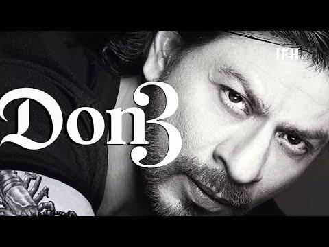 Xxx Mp4 Farhan Akhtar CONFIRM Don 3 Shahrukh Khan Indian Film History 3gp Sex