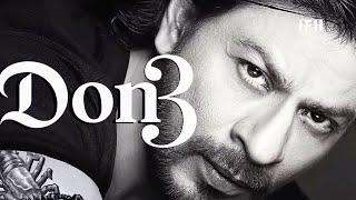 Farhan Akhtar CONFIRM Don 3 | Shahrukh Khan | Indian Film History