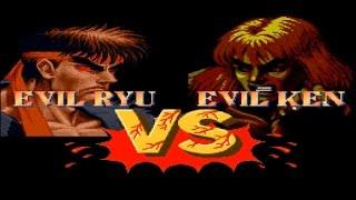 [Mugen] 스트리트 파이터2 디럭스2 / Street Fighter ll Deluxe 2