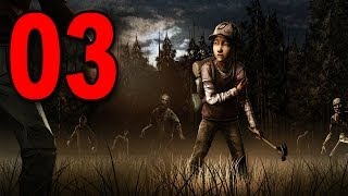 The Walking Dead Season 2 - Part 3 - Bitten (Let's Play / Walkthrough / Playthrough)
