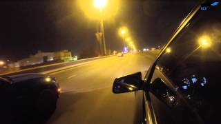 Mustang GT vs caprice l موستنق جي تي * كابرس هوائيات
