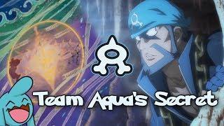 Team Aqua's Secret - Why or Wynaut?