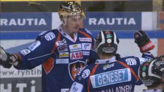Patrik Laine   Best Plays against HIFK in Liiga Finals   HD Highlights
