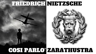 ★ ☰ Discorso di Nietzsche . Cosi parlò Zarathustra ☰ ★
