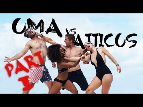 Xxx Mp4 Battle Of The Channels PART 1 Uma Vs Atticus Sailing Uma Step 123 3gp Sex
