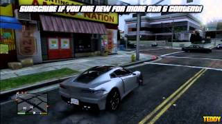 GTA 5 - How to Steal Shops: Get Free Clothes, Guns, Food and Haircuts! *FREE MONEY* (GTA V TRICKS)