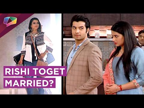 Rishi Will Get Married To Netra?   Kasam Tere Pyaar Ki   Colors TV
