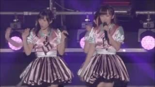 カントリー・ガールズ「恋泥棒」(Country Girls [Koi Dorobou]) Hello! Project Hina Fest 2016