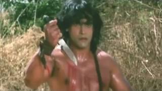 Tarzan saving life of his Mother - Jungle Love Scene - 11/11