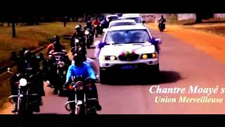 Chantre Moayé Stephanie  ( union merveilleuse ) clip officiel
