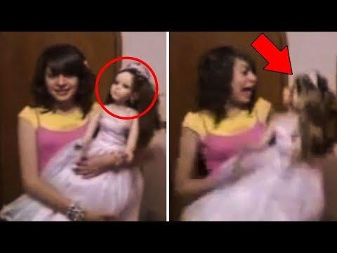 Xxx Mp4 कैमरे के सामने गुड़िया में घुसी आत्मा Haunted Dolls Caught On Tape 3gp Sex