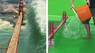 7 MOVIES BEFORE AND AFTER SPECIAL EFFECTS