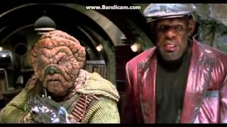 Men in Black 2 Alien Fight Scene