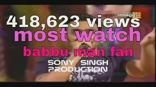 Babbu Maan on NDTV JUNOON   YouTube