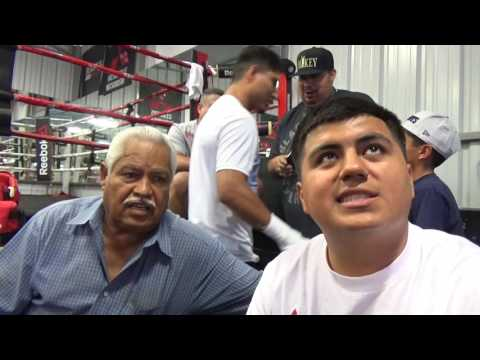 the big g recalls a very talented young floyd mayweather EsNews Boxing