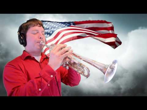 watch God Bless the U.S.A. (Lee Greenwood) Trumpet Cover
