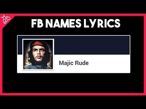 Xxx Mp4 Rude MAGIC Facebook Names Lyrics Video 3gp Sex