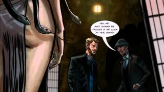 Lost Girl Interactive Motion Comic Season 1 Episode 4: Dead Leads