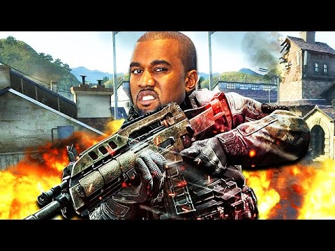 Xxx Mp4 KANYE WEST PLAYS CALL OF DUTY Funny Voice Trolling 3gp Sex