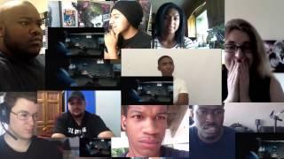 Fantastic Four Trailer# 2 Comic Con Reaction MASHUP