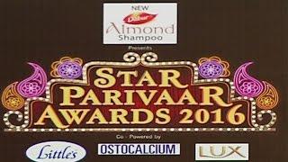 Star Parivaar Awards 2016 HD   Red Carpet   Full Event
