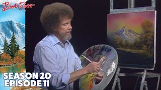 Bob Ross - Change of Seasons (Season 20 Episode 11)