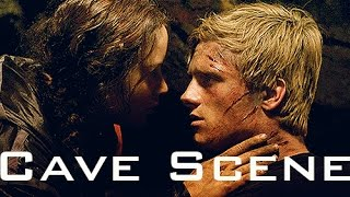 The Hunger Games - Cave Scenes in HD [Full Scenes]