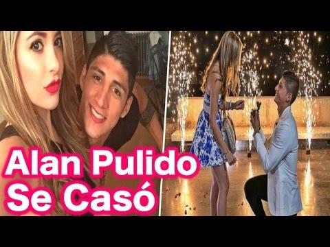 Alan Pulido SE CASA con Ileana Salas