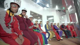 iFly Dubai - Kids Day