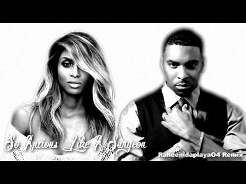 Ciara & Ginuwine - So Anxious Like A Surgeon (Mashup)